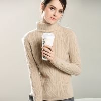 China Factory Wholesale Export 100% Cashmere Garments thumbnail image