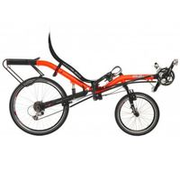 Factory selling OEM recumbent bicycle sale alloy frame