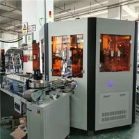Automatic 6 color rotary screen printing machine tube printer