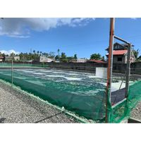 HDPE Smooth Geomembrane Aquaculture Liner Fish Farming Pond