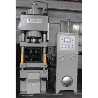 YTH32-250t special hydraulic press for block of aluminum oxide thumbnail image