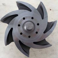 Durco pump impeller