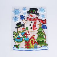 Pop up Christmas Sticker For Window Home Decorations thumbnail image
