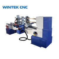 CNC Wood Turning Lathe Machine For Sale