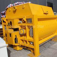 JS3000 compulsary concrete mixer