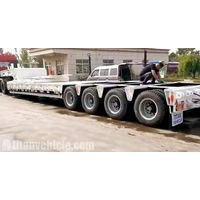Low Loader Trailer for Sale 4 Line 8 Axle In Burkina Faso thumbnail image