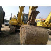 excavating machine pc200-7 komatsu excavator for sale