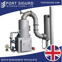 Heavy-Duty Medical Waste Incinerator [FREE SHIPPING] thumbnail image