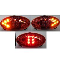 Wirelss bicycle tail lamp-1