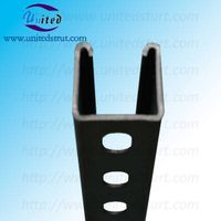 high quality building materials c01 steel channel
