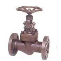 flanged end globe valve