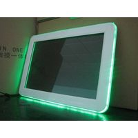 touch screen with LED lights thumbnail image