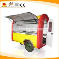 Food cart made in china /street food vending carts mobile restaurant