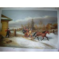 oil painting, landscape oil painting, best price oil painting thumbnail image