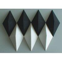 3D cubic panel