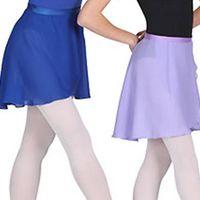Chiffon Skirt / Wrap Skirts / Dance Skirt / Dancing wear