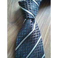 Dark Blue Polyester Men Tie thumbnail image