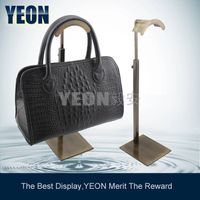 YEON Metal Cooper Women's Clutch Bag Display Rack