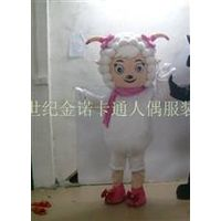 Pretty Sheep cartoon costume thumbnail image