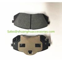 D1295 Brake Pad For HYUNDAI Auto Car.Semi Metallic Brake Lining