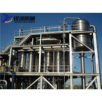 Forced external circulation vacuum concentrating equipment thumbnail image