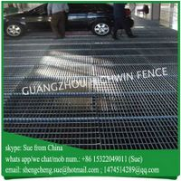 Hot dip galvanised Steel truck grate industrial floor grating