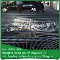 Hot dip galvanised Steel truck grate industrial floor grating