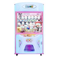 2017 Hot Sale Super Claw Crane Token Machine Kit with High Quality