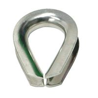 wire rope thimble / ringer thumbnail image