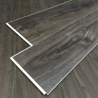 Plastic flooring tile SPC click floor thickness 4.0mm
