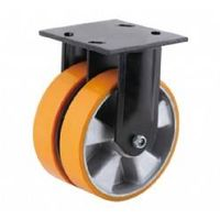 Extreme heavy duty casters, Twin wheel casters,