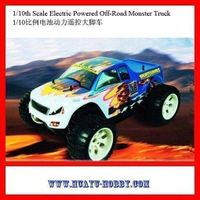 Best-selling RC Cars model Toys Brontosaurus RTR 1/10th Scale Electric Powered Off-Road Monster Truc thumbnail image