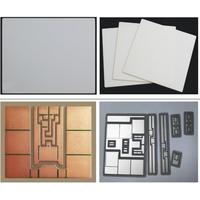 advanced ceramic materials Aluminum Nitride (AlN) ceramic substrate,rod,tube thumbnail image