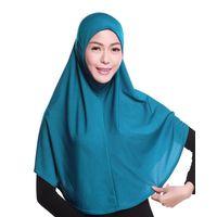 High Quality Muslim Hijab Head Scarf Wholesale thumbnail image