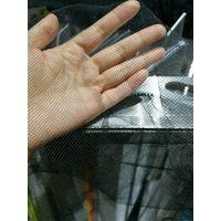 Tricot mesh net fabric