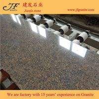 Beauty China Cheap Brown Merry Wood Granite Flooring Tiles Design