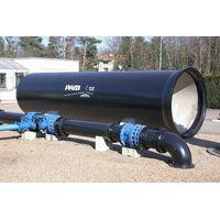 K9 ISO2531/EN ductile iron pipe