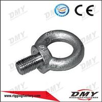 CARBON STEEL DROP FORGED LIFTING DIN580 EYE BOLT thumbnail image