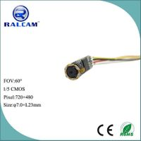 720*480 resolution infrared cmos camera module for hidden camera and endoscope