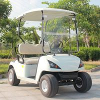 Marshell factory 2 seater electric golf cart with CE thumbnail image