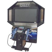 Operation Ghost Dedicated Machine Gun Shooting Game Amusement Machine