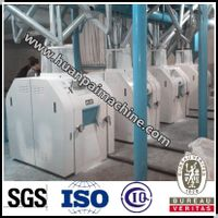 Excellent design maize processing machine