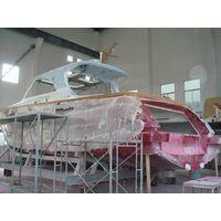 Fiberglass Boat, Yacht, Fishing Boat, Sailboat