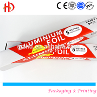8011 O Good price factory industrial aluminum foil roll for packaging thumbnail image