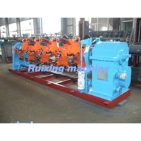 Fork Strander for manufacturing wire without back-twist such as copper strand, aluminum strand