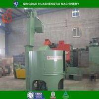 Manufacturer turning rotary table abratorshot blasting machine with qualified wheel abrator thumbnail image