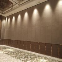 hotel operable wall,office glass partition, movable partition, operable wall