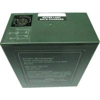 BB590U rechargeable Ni-Cd military battery pack