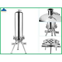 Stainless Steel Multi Cartridge Filter Housing, Parker VSH Filter Housing Replacement