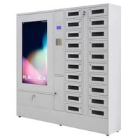 Electronic Charging Locker
